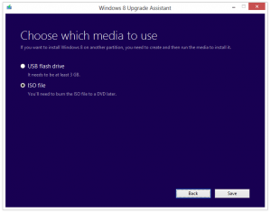 Windows 8 Upgrade Extra Copy