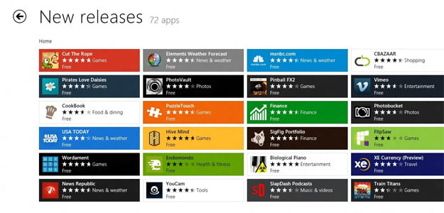 windows app store microsoft surface tablet