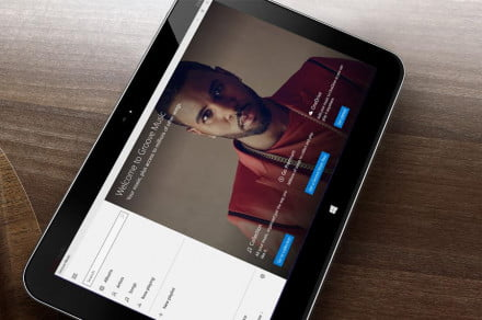 Microsoft unveils Groove, a