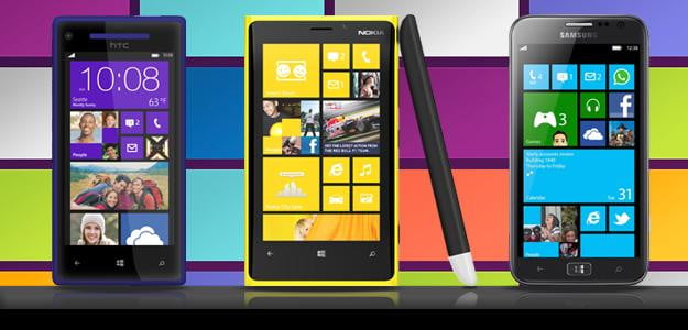 Windows phone 8 upcoming samsung nokia htc