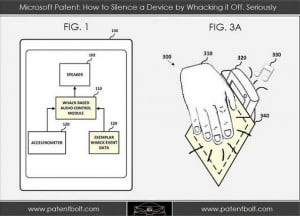 Windows Phone whack patent