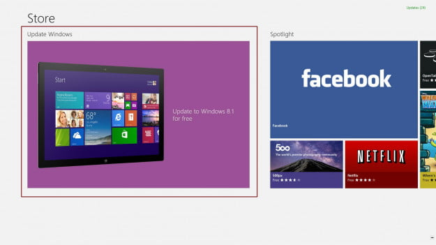 Windows Store 8.1