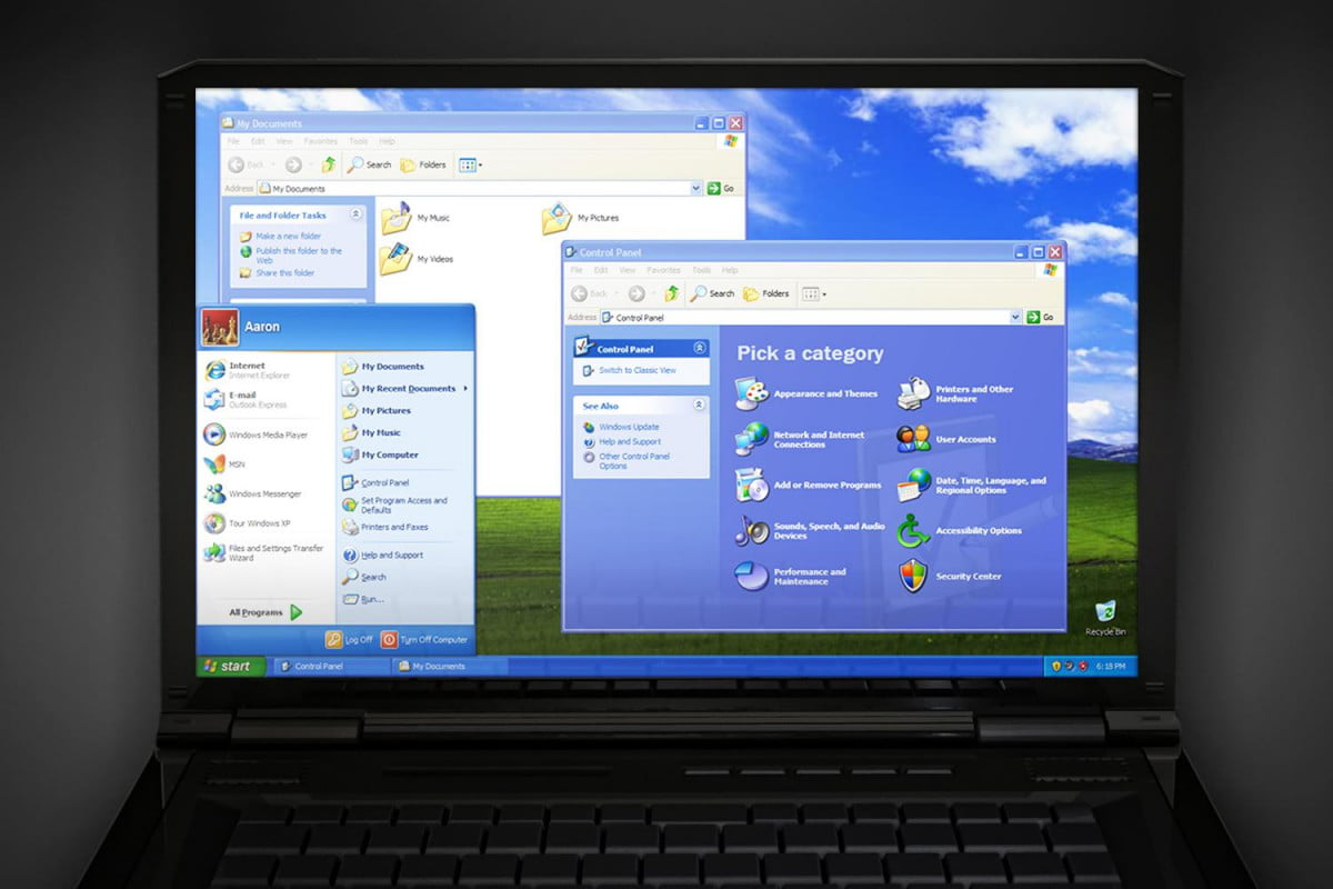 microsoft really wants you to ditch xp windows
