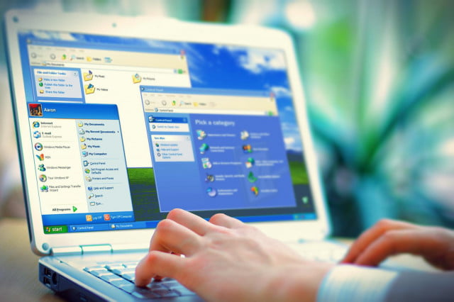 how to hack the windows xp registry get security updates again laptop