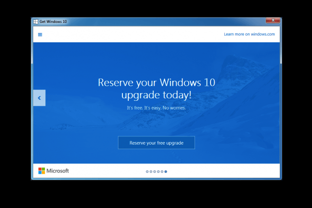 windows insiders dont need to reserve