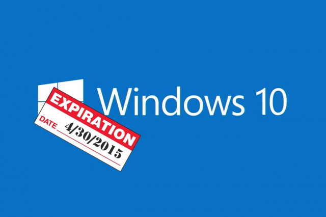 windows license expiration