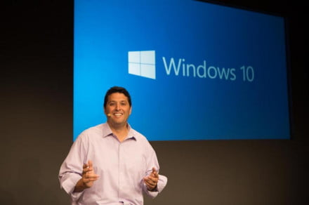 Terry Myerson, Executive Vice President of Operating System at Microsoft