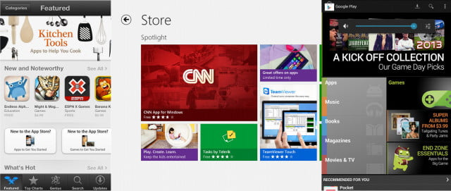 windows storecomparison