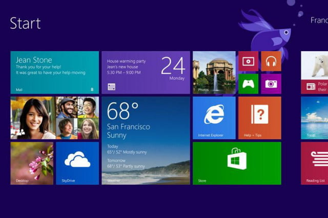 windows  new features for newbies start screen