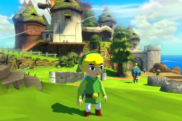 zelda wind waker hd lego city undercover among new nintendo selects windwakerselect