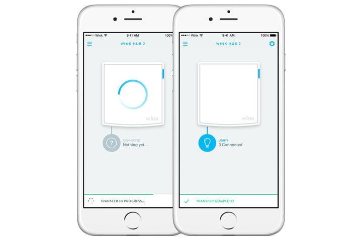 wink introduces its new  smart home hub app