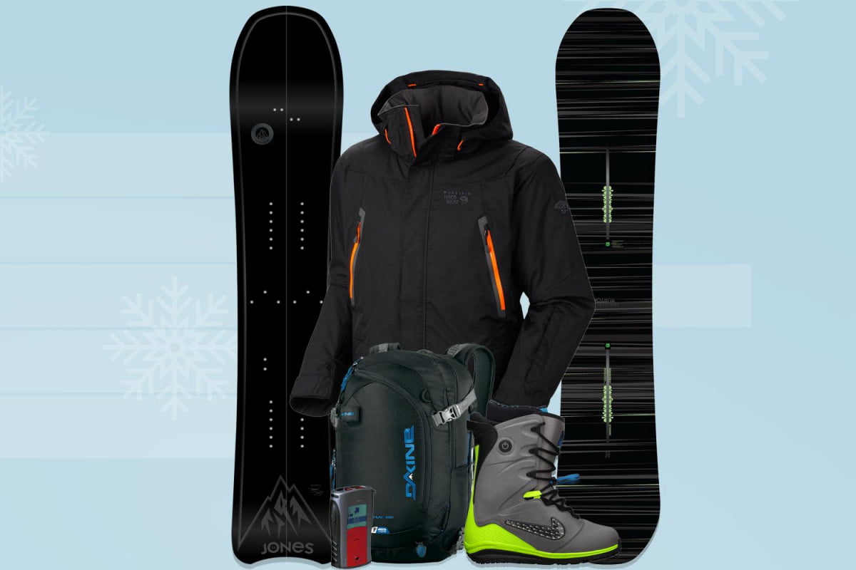 ski and snowboard gift guide winter sports