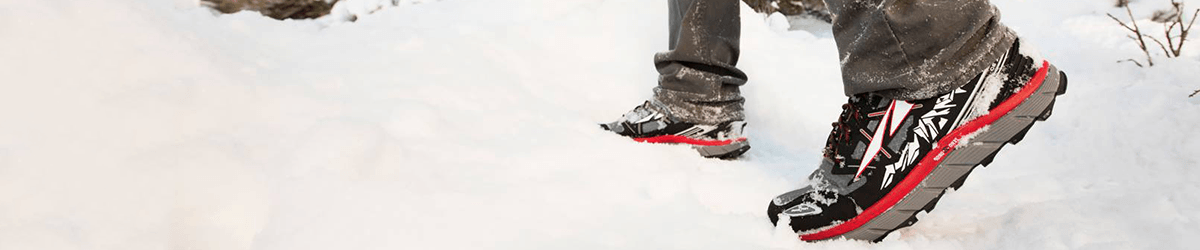 Transform your running shoes into winter-ready treads with these tips