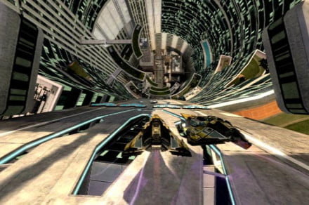 Wipeout 2048 for Vita