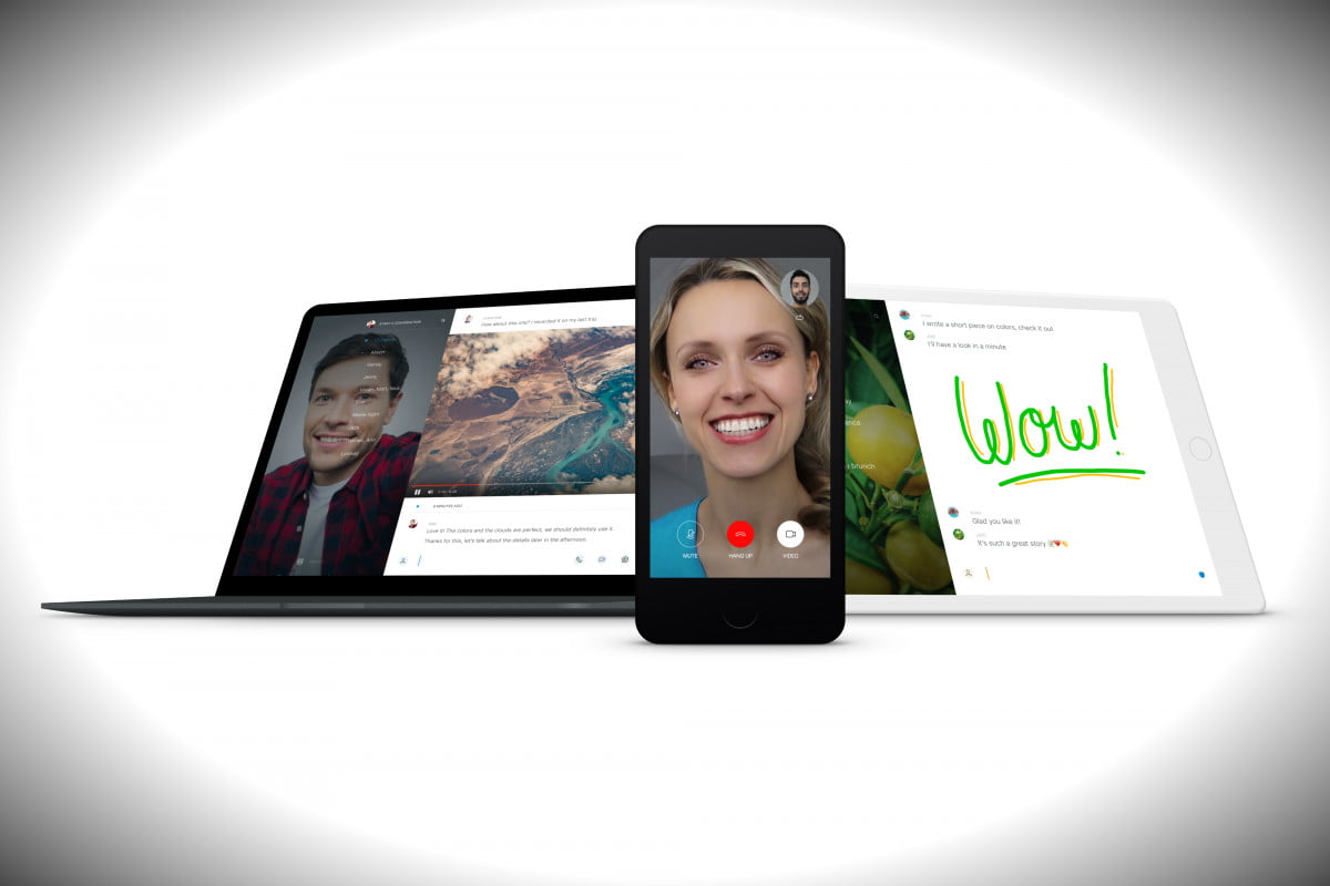 wire messaging app encryption