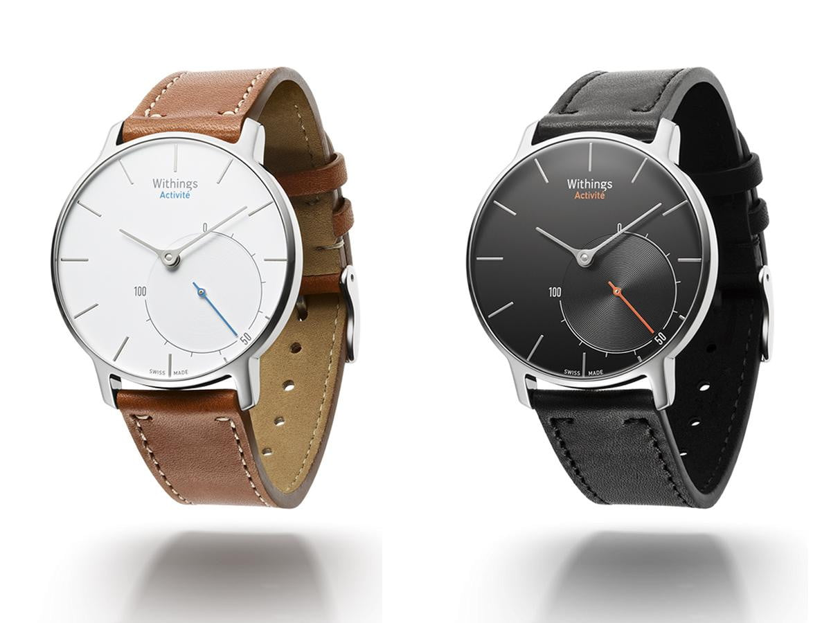stylish withings activite smartwatch goes pre order