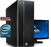 AVA Direct Workstation PC Dual Xeon 5600/5500 SAS CrossFire Six-Core
