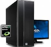 AVA Direct Workstation PC Dual Opteron 6200 Twelve-Core