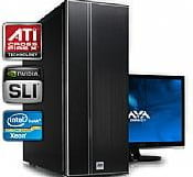 AVA Direct Workstation PC Dual Xeon 5600/5500 SLI CrossFireX Six-Core