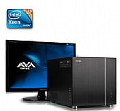 AVA Direct Workstation Dual Quad-Core Xeon 5400 PCI Express
