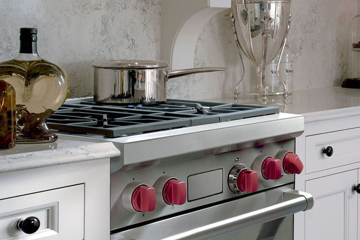 modular kitchenaid cooktops electric