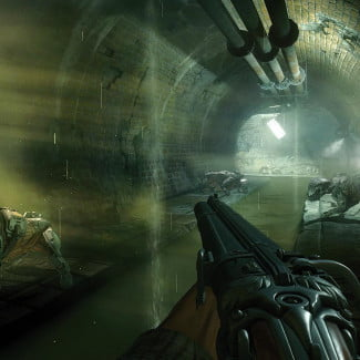 Wolfenstein New Order_Sewers