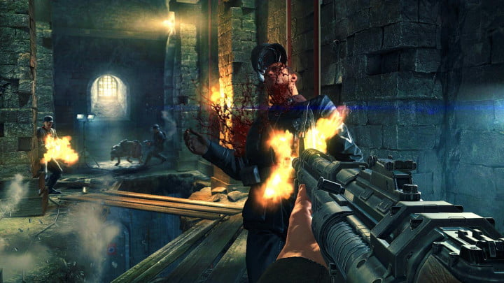 wolfenstein the new order preview hands on screenshot castle