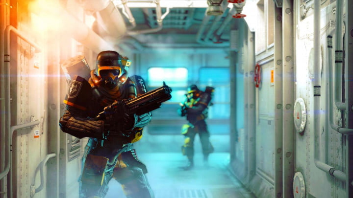 wolfenstein the new order preview hands on screenshot uboat