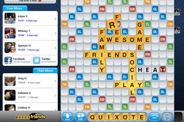 how to cheat words with friends