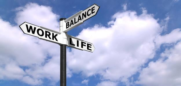 work life balance technology time in life