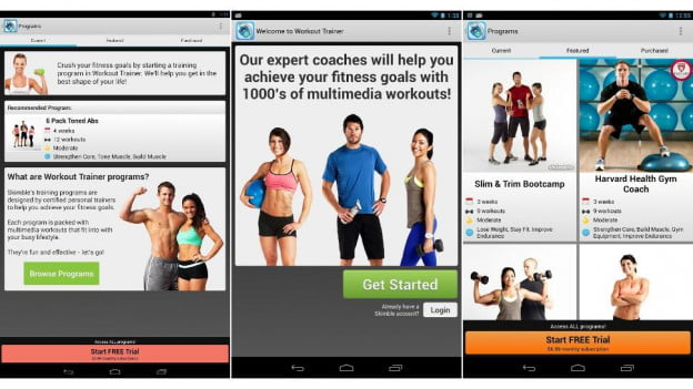 Workout-Trainer-Android-apps-screenshot