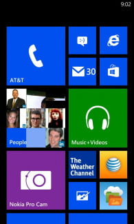 Nokia 1020: Windows 8