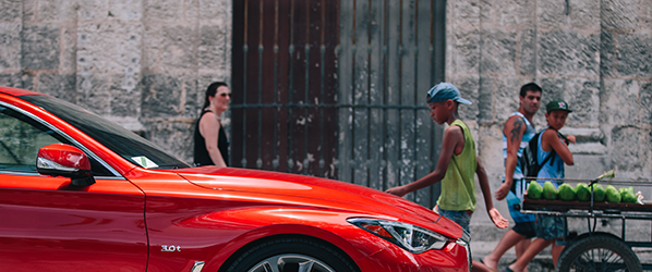 Weekly Rewind: New cars in Cuba, pot in a box, a watch powered by body heat