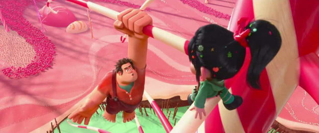 Wreck-It Ralph: Ralph and Vanellope