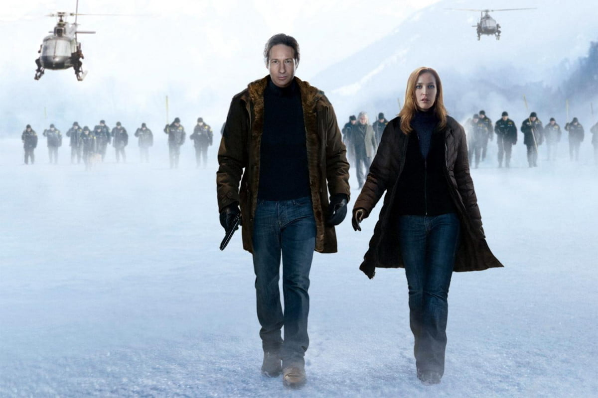 the x files event series returns