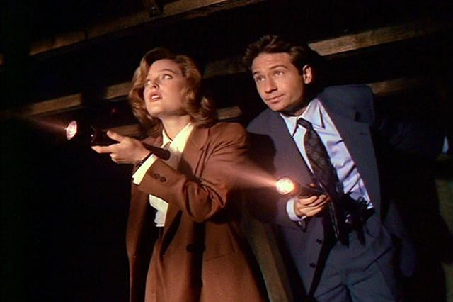 X-Files Squeeze