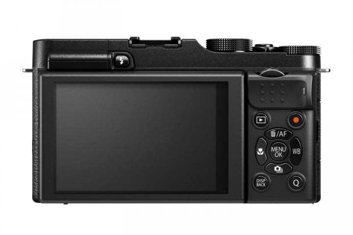 fujifilm x m  black back