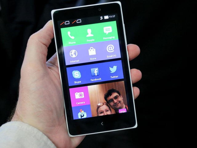 microsoft launching new device tuesday nokia x  imminent
