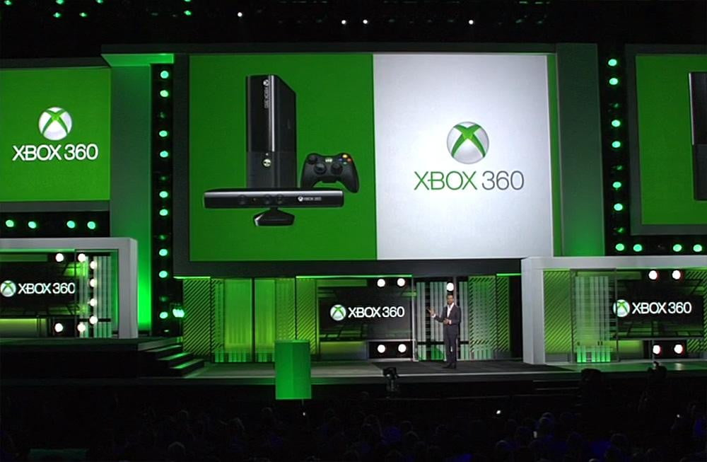 Microsoft keeps the Xbox 360 with new games and a redesigned ...
