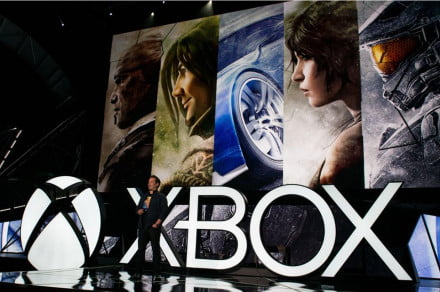 Xbox Conference Header