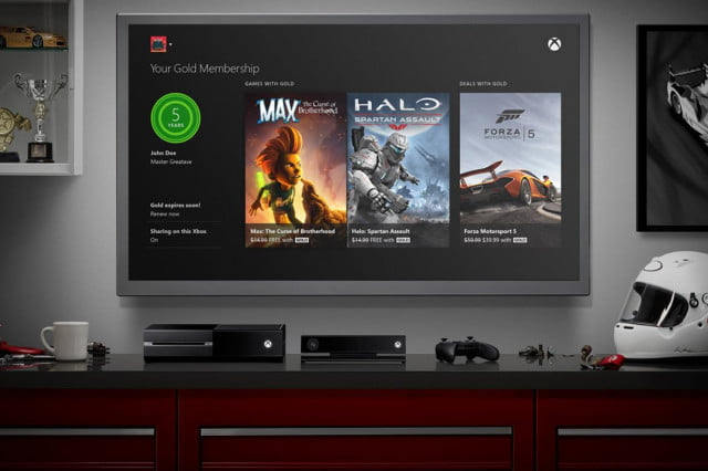 microsoft chops  off the price of an annual xbox live gold subscription