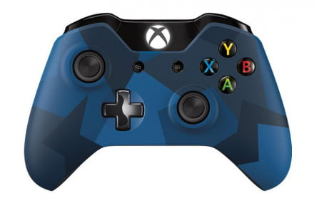 xbox midnight forces controller