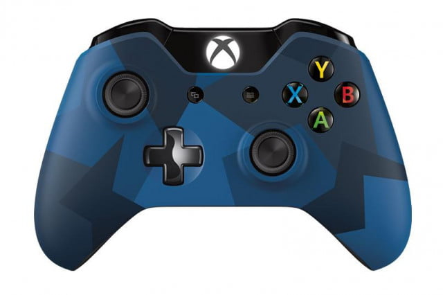 xbox one gets special edition midnight forces wireless controller
