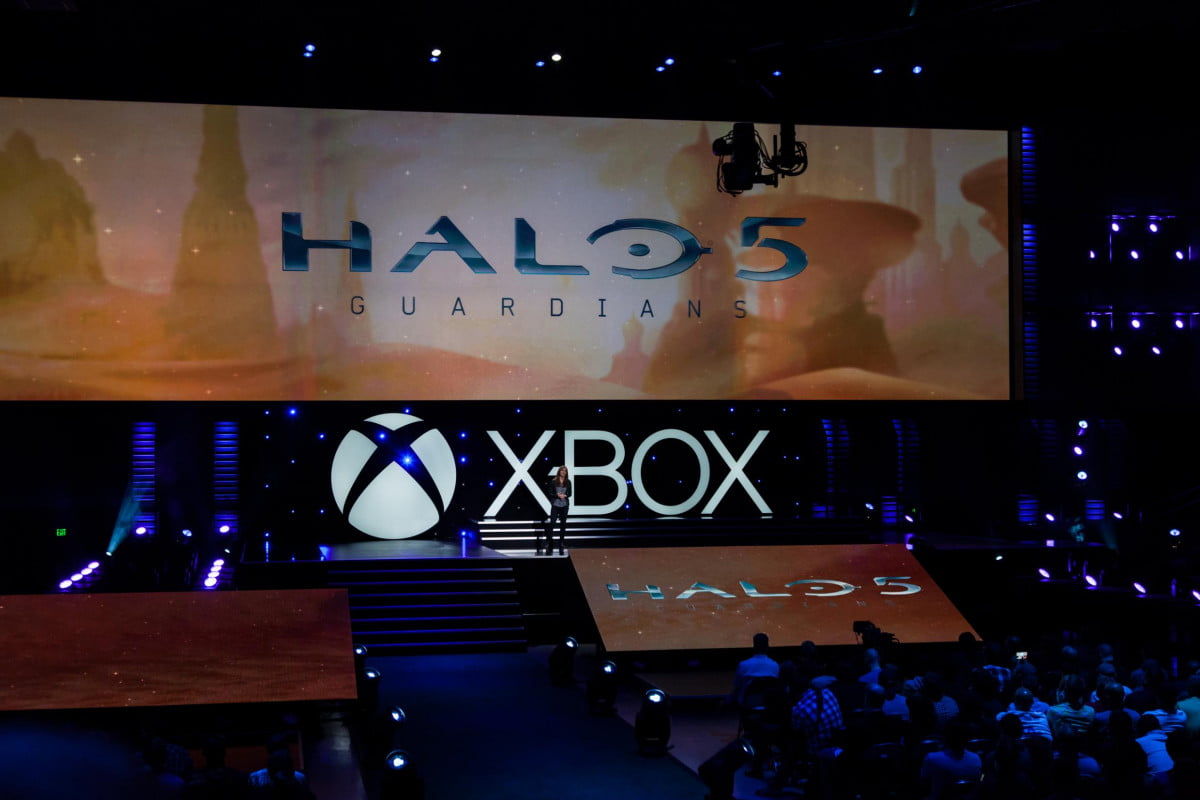 Xbox One Halo at E3 2014
