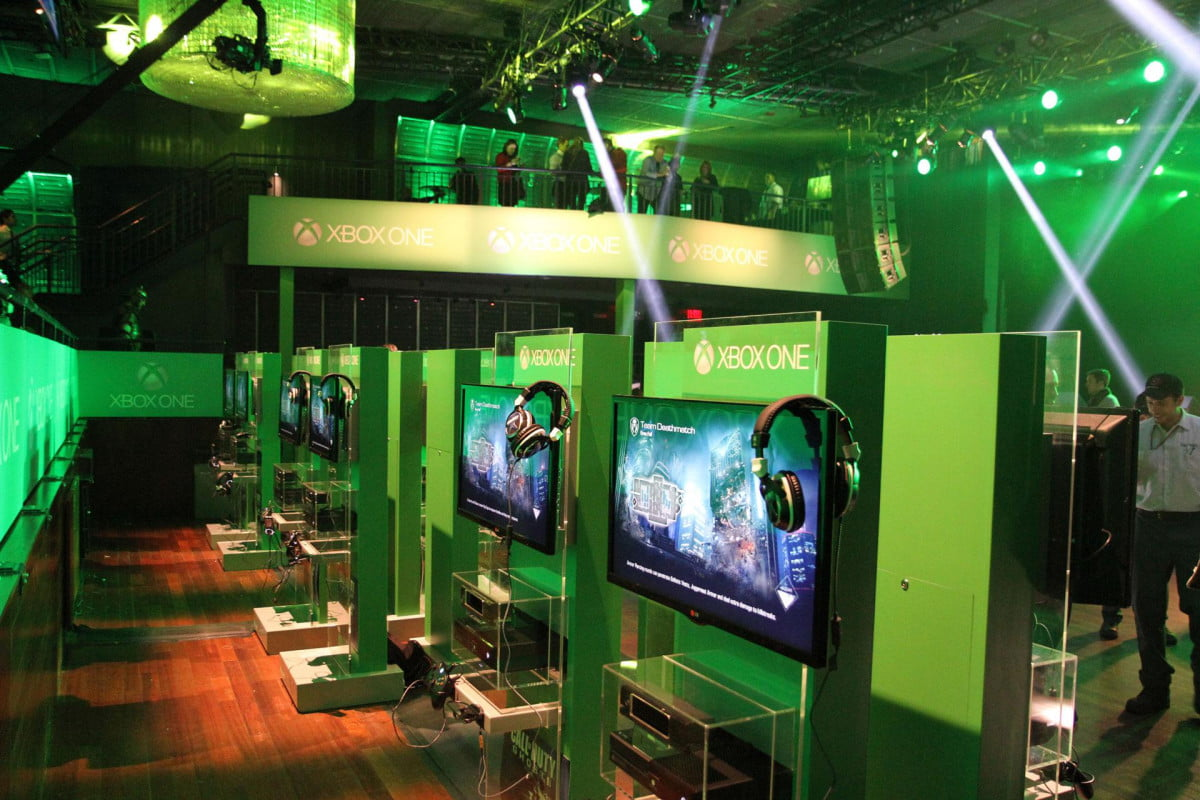 video games thanksgiving xbox one launch