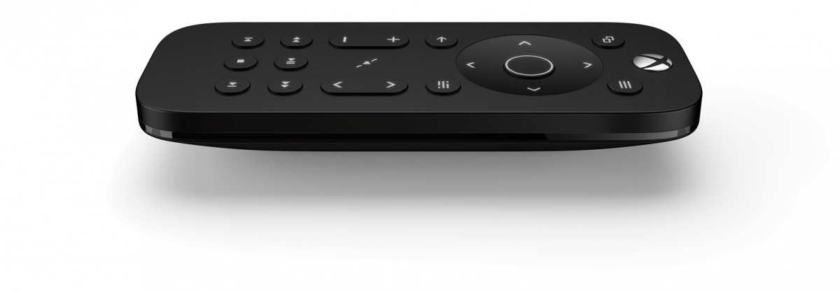 xbox one media remote revealed early march