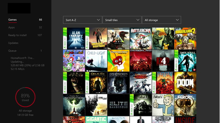 Does the Xbox One download games while off? - Xbox One ...