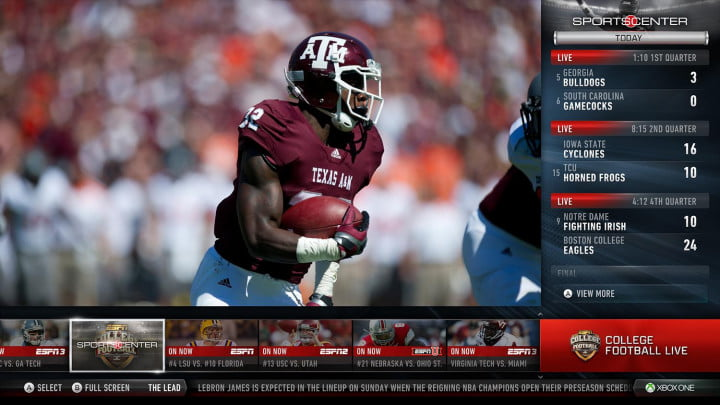 xbox one rewards cord keepers with live nfl games app xboxone ad jframe  low res