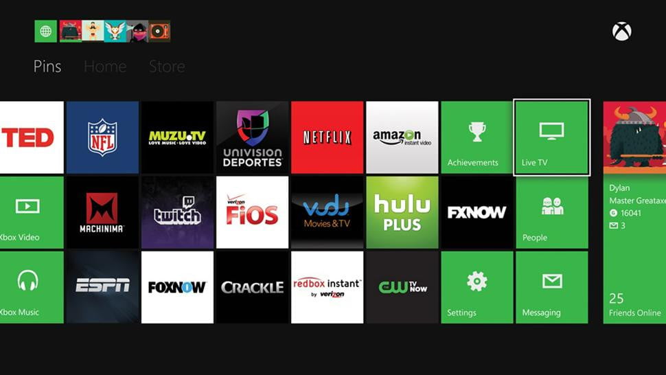 heres xbox one entertainment apps launching spring  pins resized