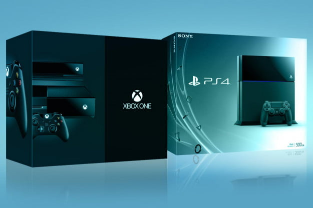 xbox one playstation 4 pre orders